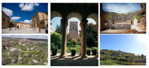Collage Ribera del Duero