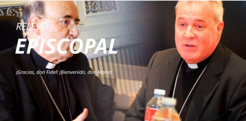 Fidel Herráez y Mario Iceta