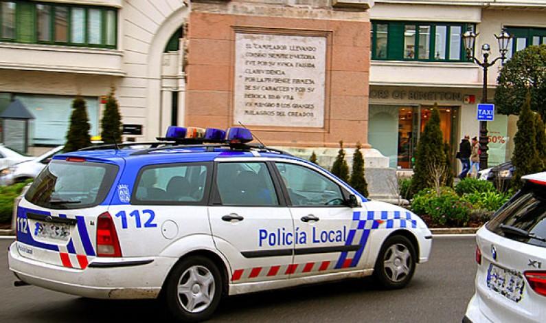 La Policía Local detiene a un hombre implicado en un caso de violencia de género