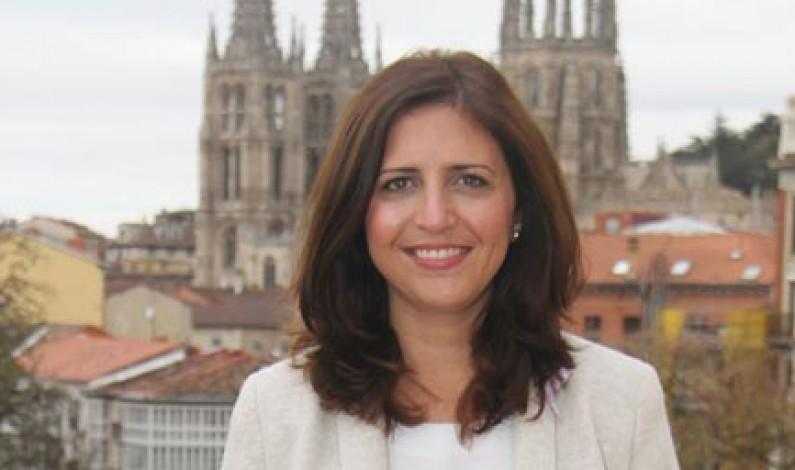 Esther Peña presenta su candidatura a la Secretaría General del PSOE de Burgos