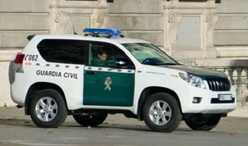 La Guardia Civil detiene a una persona por simulación de delito en Las Merindades