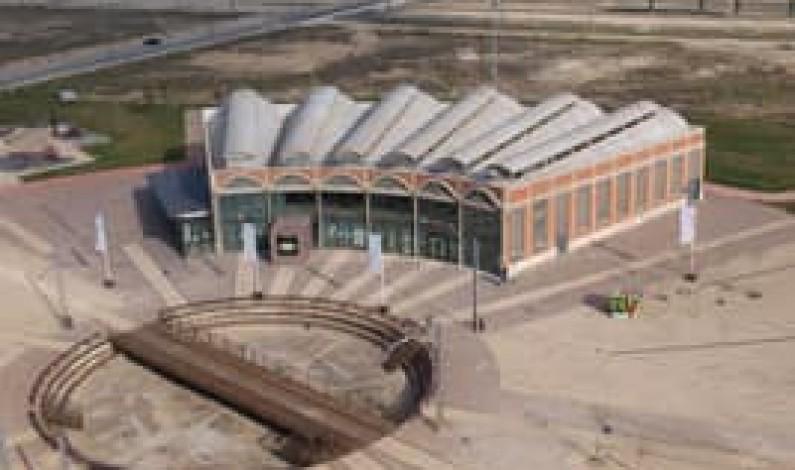 El Ayuntamiento aprueba la adjudicación de la Sala Andén 56 a «Máquina del Ruido»