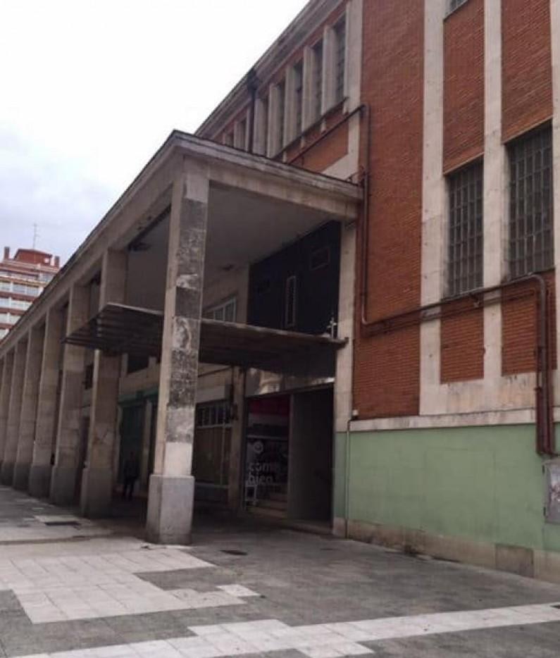 Podemos Burgos teme la demolición del Mercado Norte sin tener asegurado su futuro