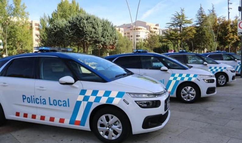 La Policía Local de Burgos levanta esta semana 44 denuncias por infringir el toque de queda y 17 por ausencia o uso indebido de la mascarilla