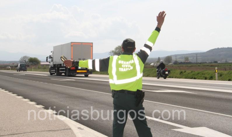 La Guardia Civil detiene a un conductor por conducción temeraria