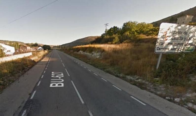 La Junta licita las obras de mejora de la carretera BU-627, de Villanueva de Argaño a Villadiego