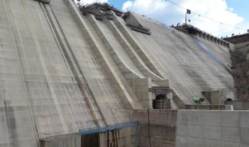 El Plan de Emergencias de la presa de  Castrovido continúa con un simulacro de preparación ante una posible incidencia