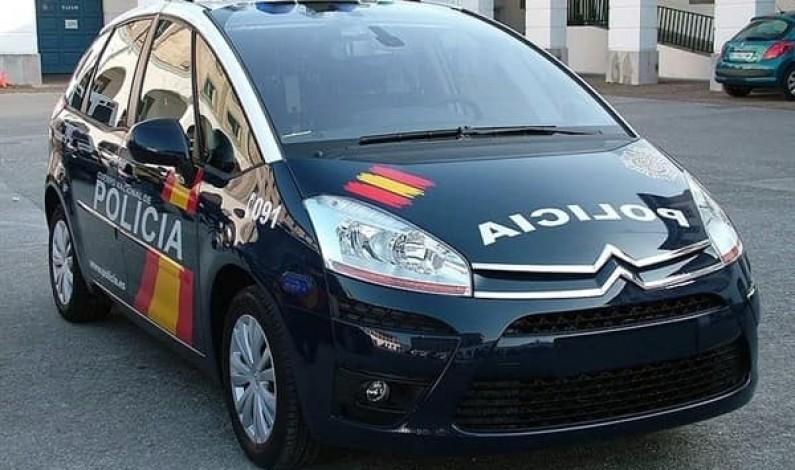 La actuación decisiva de la Policía Nacional de Aranda de Duero salva la vida de un herido en accidente laboral
