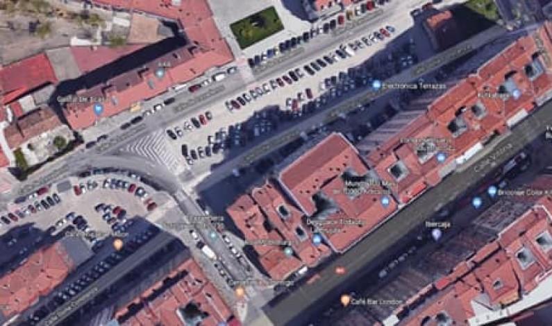 La parcela en la que Imagina propone un parking en altura solo admite la construcción bajo rasante