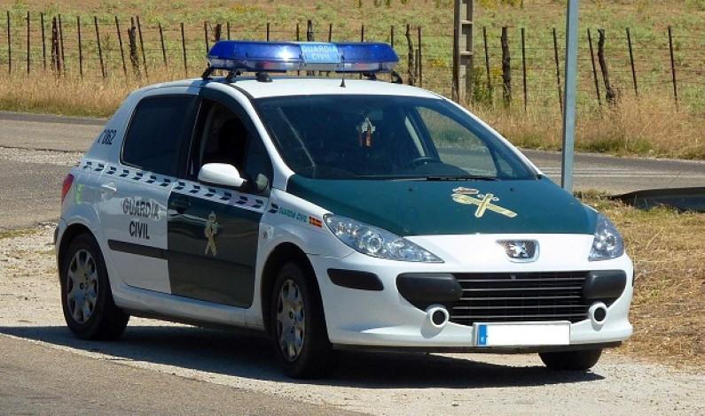 La Guardia Civil denuncia a un joven por expolio de objetos históricos