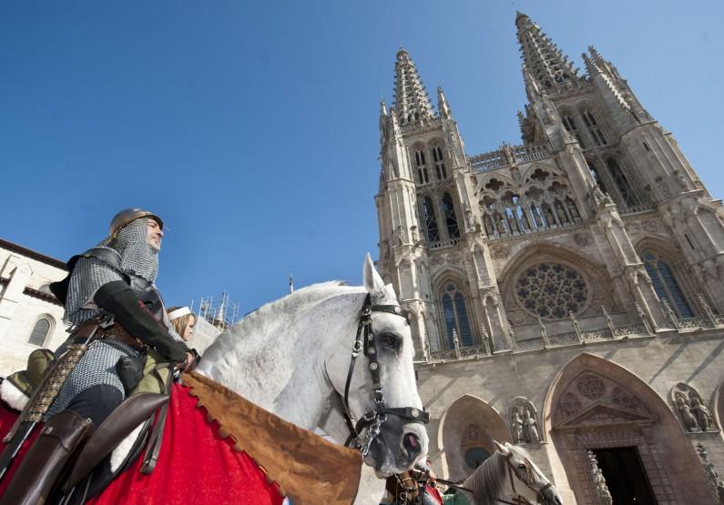 Burgos conmemorará al Cid con una recreación histórica de su fallecimiento