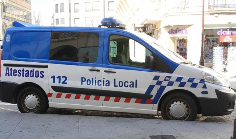 La Policía Local de Burgos levanta esta semana 18 denuncias por infringir el toque de queda y 18 más por falta o uso incorrecto de mascarilla