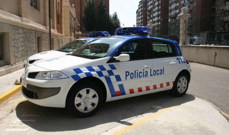La Policía Local de Burgos levanta esta semana 12 denuncias a agrupaciones de personas más numerosas de lo permitidas y 28 por infringir el toque de queda