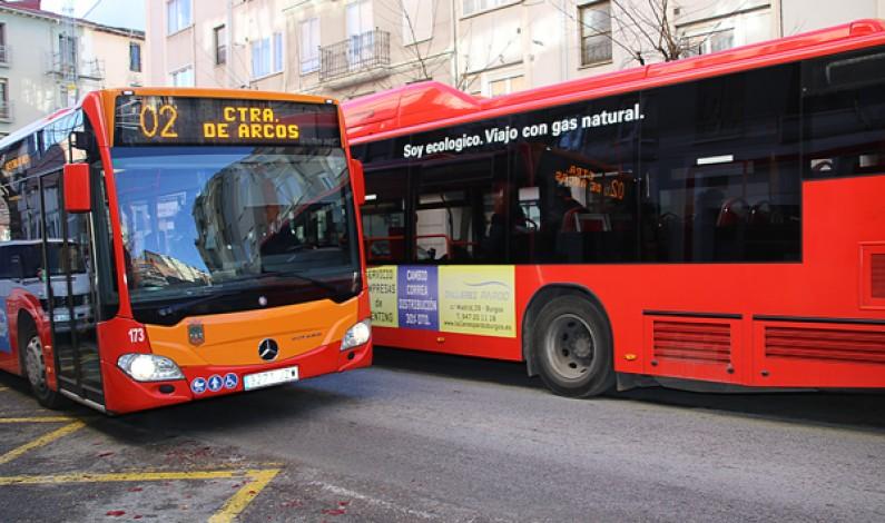 Podemos Burgos plantea una serie de mejoras en materia de autobuses