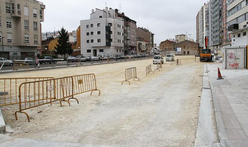 El nuevo aparcamiento de Lavaderos estará operativo antes de Semana Santa