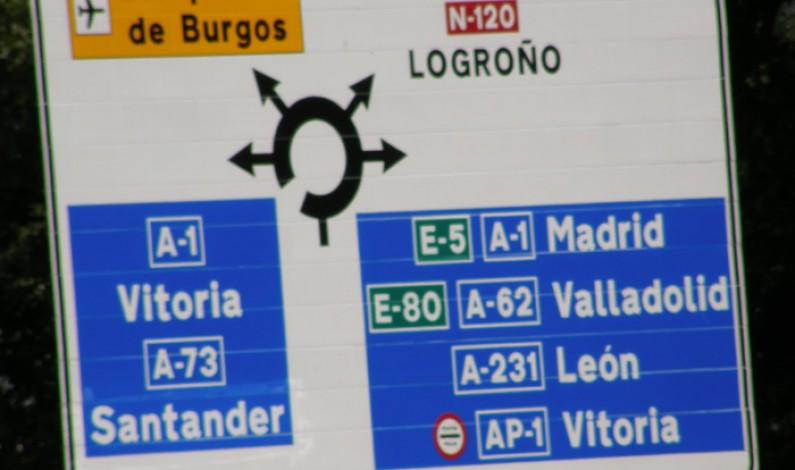 El Consejo de Ministros autoriza la licitación de las obras del tramo Santo Domingo de la Calzada-Villamayor del Río de la A-12