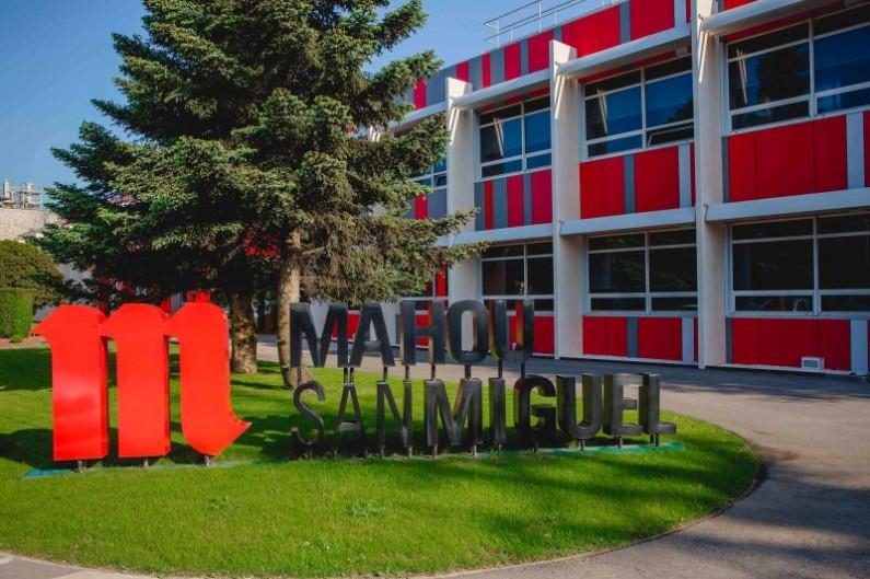 Mahou San Miguel invirtió 6,9 millones de euros en su centro de producción de Burgos en 2018