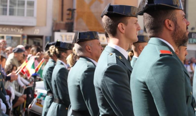 La Guardia Civil celebra a su Patrona