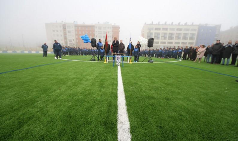 El Club Deportivo San Pedro estrena campo