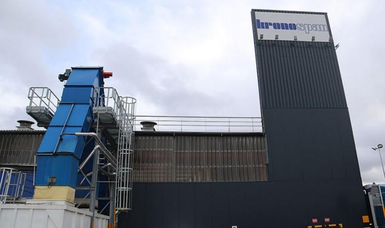Declarado Proyecto Industrial Prioritario el Plan Industrial de Kronospan