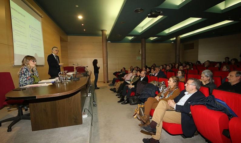 Roberto Saiz presenta el Anteproyecto de la Ley del Tercer Sector