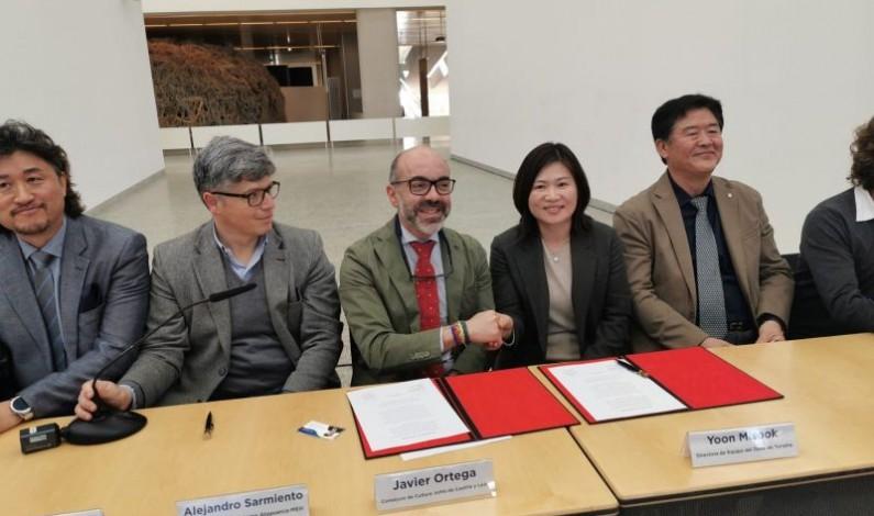 Atapuerca y Yeoncheon fomentarán acciones conjuntas en patrimonio, cultura y ciencia
