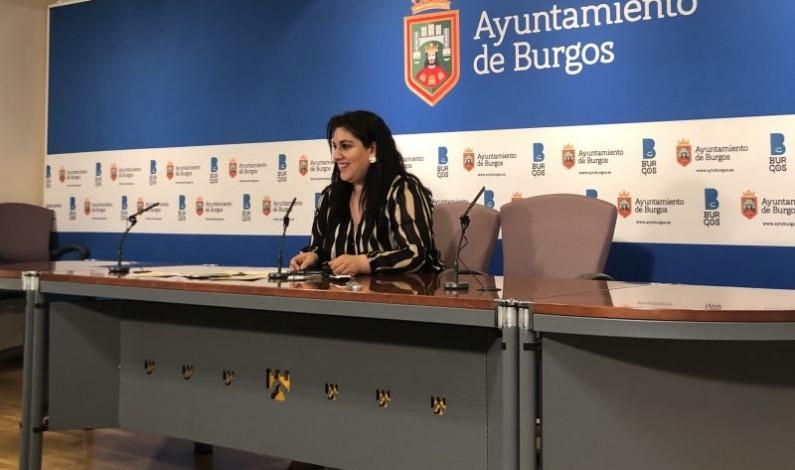 El Ayuntamiento de Burgos se une a los actos del Día Internacional de la Mujer