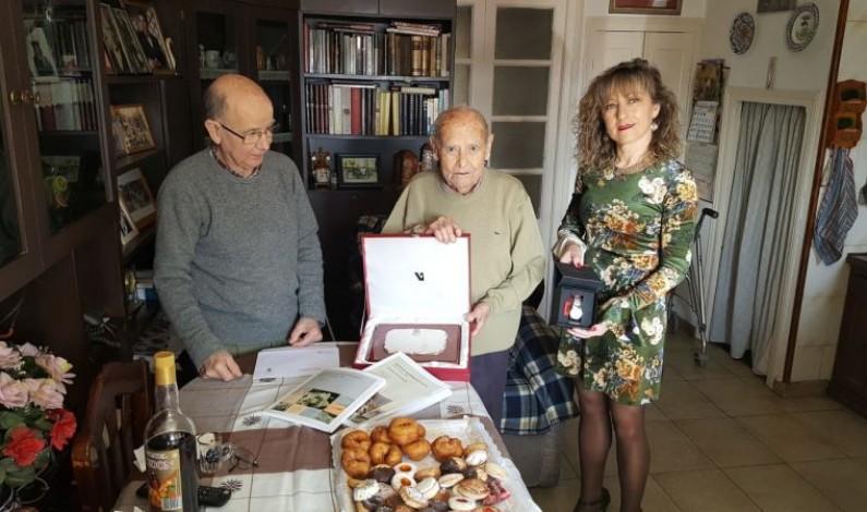 Vicente Gil, cien años intensos