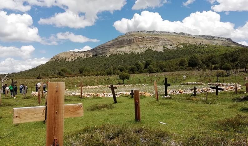 Podemos propone en las Cortes la promoción del Parque Natural Sabinares del Arlanza – La Yecla y el apoyo a la Asociación Cultural Sad Hill