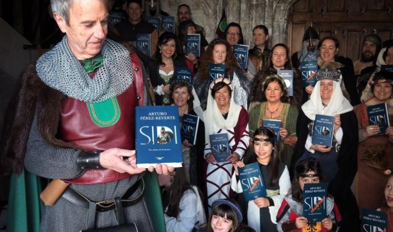 Homenaje a Arturo Pérez-Reverte