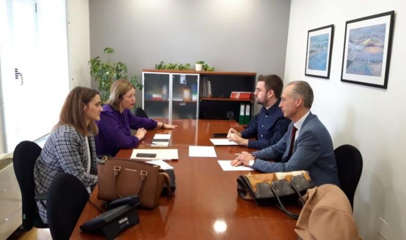 La Agencia de Protección Civil refuerza su colaboración en materia de protección ciudadana con el Ayuntamiento de Miranda