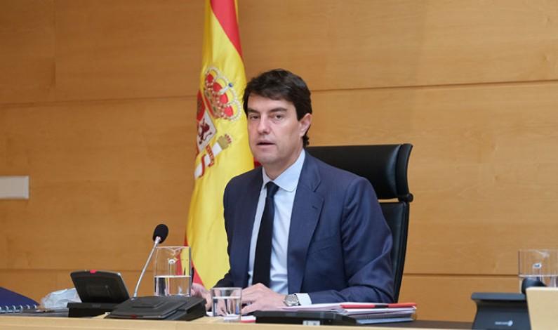Ángel Ibáñez:» La Consejería de la Presidencia ha tenido una actividad continua con anticipación, determinación y agilidad»