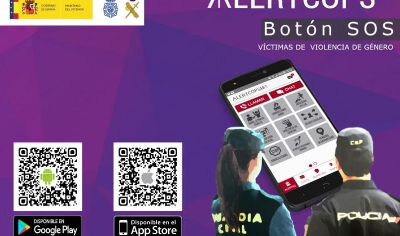 """El Ministerio del Interior refuerza la protección de las víctimas de violencia de género con el nuevo """"Botón SOS"""""""