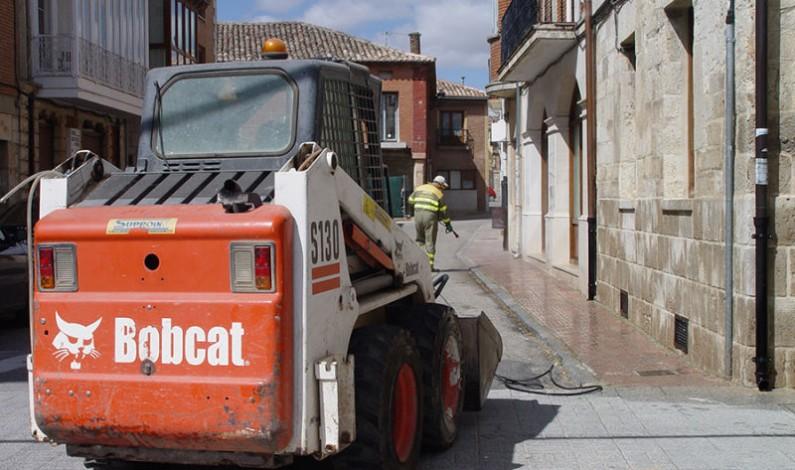 Ángel Carretón: «En Villadiego la situación está tranquila, no hay problemas de suministros y la población cumple la cuarentena»
