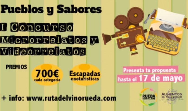 La Ruta del Vino de Rueda y Alimentos de Valladolid convocan el I Concurso de Micro y Videorrelatos: Pueblos y Sabores
