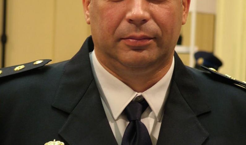 El inspector jefe Ramiro José Gómez García se hacer cargo de la jefatura de la Comisaría de Miranda de Ebro