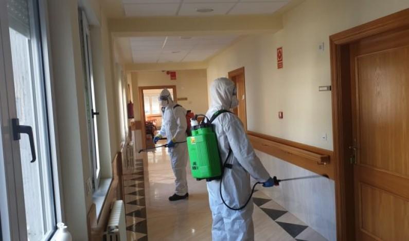 Cuatro de cada cinco fallecidos por coronavirus vivían en residencias