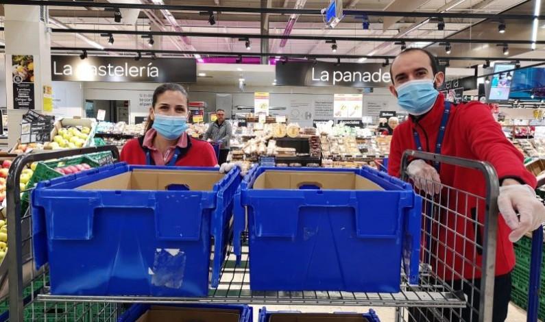 Carrefour abonará 200€ a sus colaboradores
