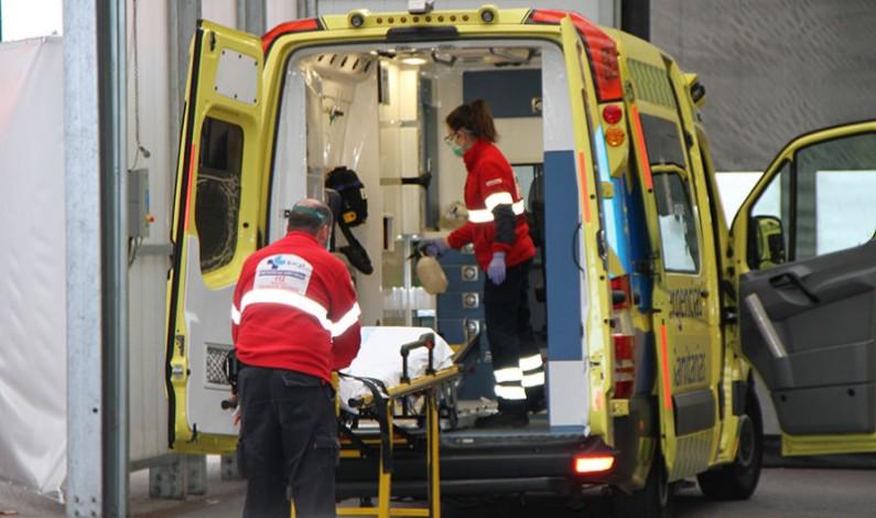 Descenso de casos en Burgos, pero tres fallecidos en hospitales