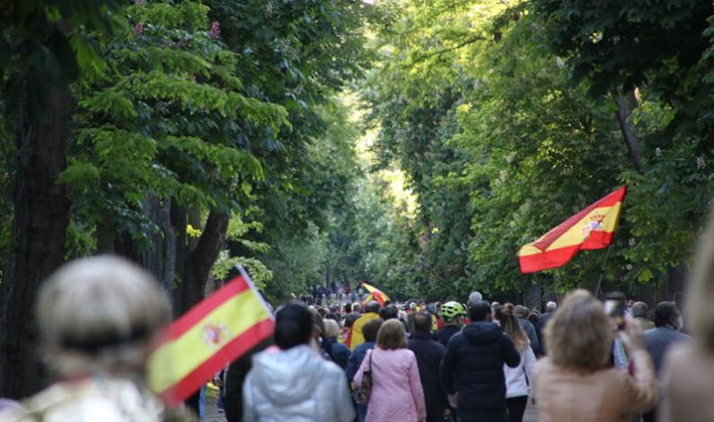 Los diputados de VOX de CyL y el Procurador en Las Cortes, reclaman el derecho de los castellanoleoneses a manifestarse el día 23 de mayo en las capitales de provincia de la Comunidad