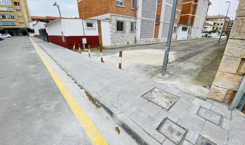 Medina de Pomar retoma la obra pública