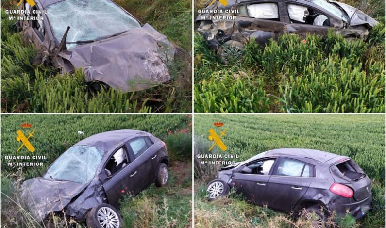 La Guardia Civil investiga a un conductor por no tener permiso de conducción en la zona de La Ribera