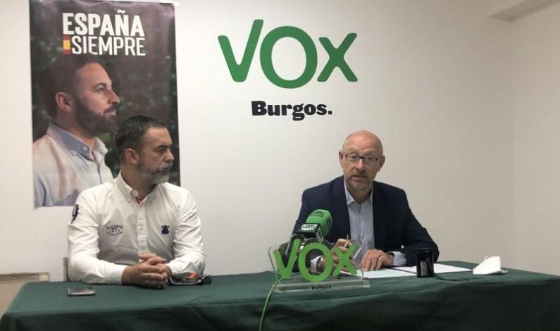 VOX Burgos pide ayudas de cara a la tauromaquia como bien de interés cultural y actividad socioeconómica