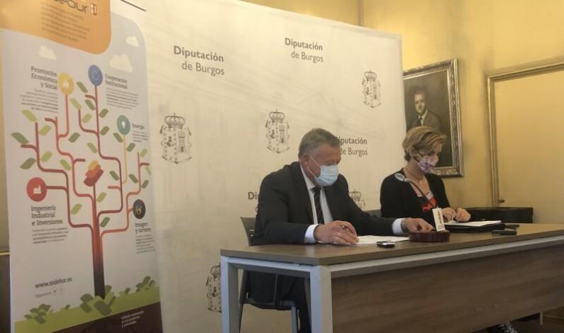 SODEBUR destinará 450.000€ a las empresas para hacer frente al estado de alarma y estimular la reactivación económica