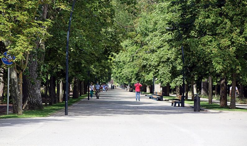 La Quinta se convierte en una de las principales zonas de esparcimiento de la ciudad