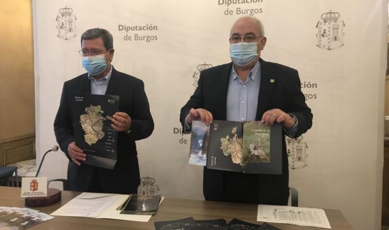 """La Diputación de Burgos presenta """"Burgos de leyenda"""" y """"Canal de Castilla"""", dos proyectos dedicados a fomentar el turismo rural de la provincia"""
