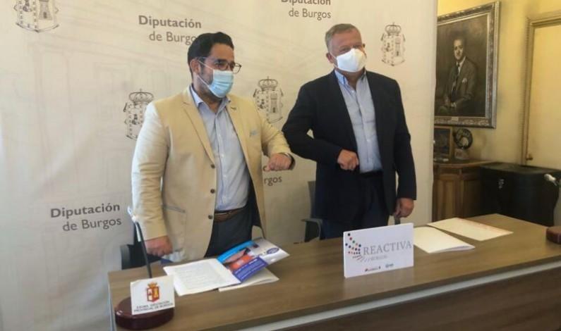 La Diputación y el CEEI firman un convenio para la dinamización de empresas rurales