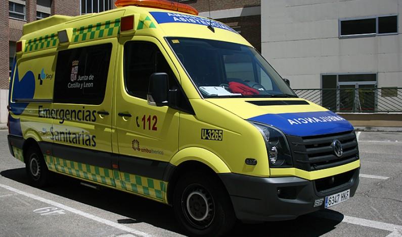Herida una mujer tras ser atropellada por un autobús urbano