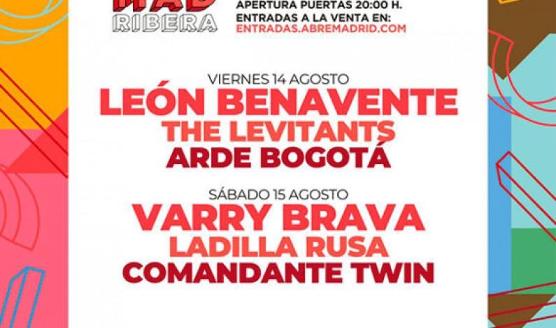 SonoraMad Ribera lleva el espíritu del festival arandino a Ifema los días 14 y 15 de agosto