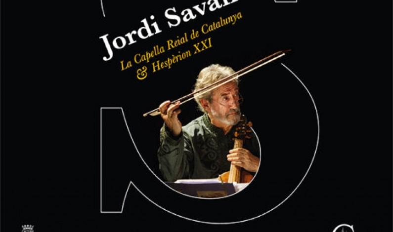 El experto en música medieval Jordi Savall  interpretará el 'Codex Las Huelgas' en la  Catedral de Burgos el domingo 12